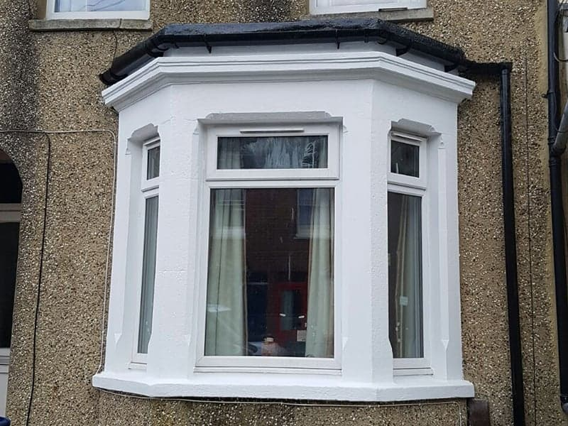 Stone repair to bay window steadfast for Bay window replacement