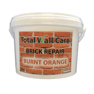 1Kg Brick Repair - Burnt Orange