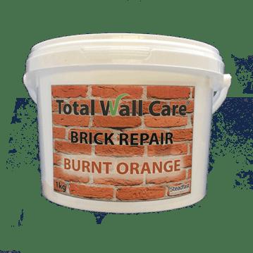 1Kg Brick Repair - Burnt Orange