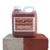 Colour Match Stain - Rustic Brick Red