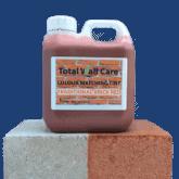 Colour Match Brick Dye - Traditional Brick Red