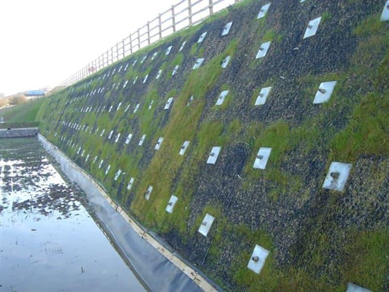 Rock Soil Anchoring System : Duckbill anchors steadfast