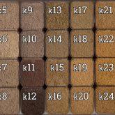 Kalx Stone Repair Colours k1 - k28