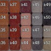 Kalx Stone Repair Colours k29 - k56