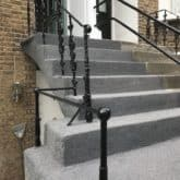 Concrete Steps Repaired