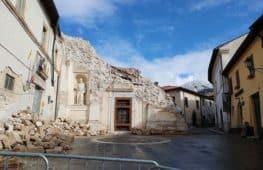 norcia earthquake damage