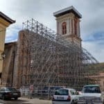 Building Stabilisation - Norcia Italy