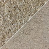 Sample of Harvest Beige Pointing Mortar Coarse and Fine