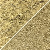 Sample of Light Ivory Pointing Mortar Coarse and Fine