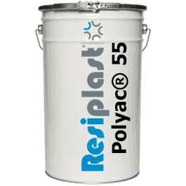 Polyac 55 - Floor screed resin