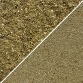 Sample of Barley Yellow Pointing Mortar Coarse and Fine