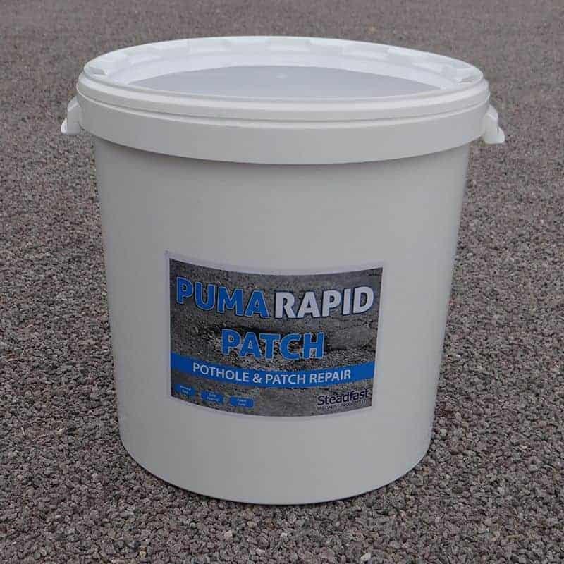 PUMA Rapid Patch Pothole Repair
