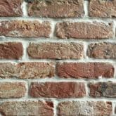 Picture showing brick wall pointed with Total Wall Care Natural Pointing Mortar