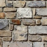 Picture showing stone wall pointed with Total Wall Care Pebble Grey Pointing Mortar