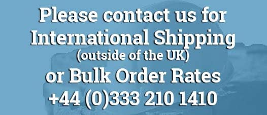 Banner image for International Shipping and bulk prices