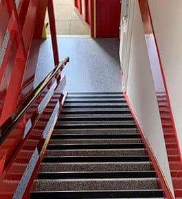 Polyac Rapid - Internal Communal Floor Coating