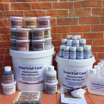 Professional Brick Restoration Kit